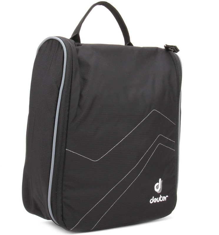 Deuter Wash Center II Travel Toiletry Kit(Black)