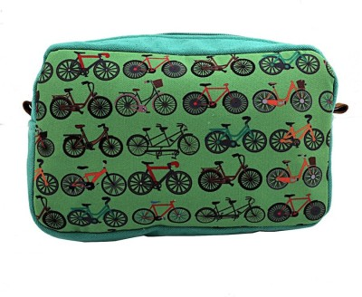 The Crazy Me Cycle Pattern Travel Toiletry Kit