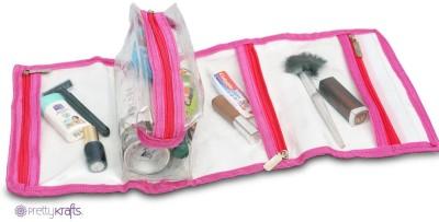 PRETTY KRAFTS Vanity Kit Folding Rex Travel Toiletry Kit