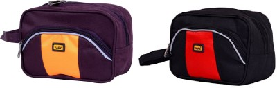 Yark Multiutility Pouch -Set Of 2 Travel Toiletry Kit