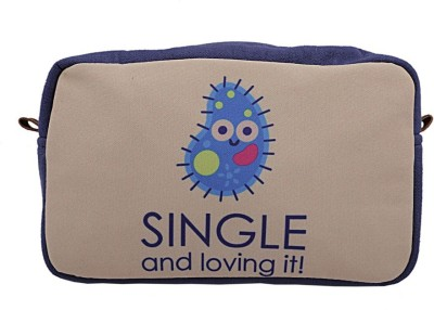 The Crazy Me Single And Loving It Travel Toiletry Kit