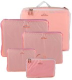 Evana 5 In 1 Travel Toiletry Kit (Multic...