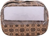 Mia MIA02 Travel Toiletry Kit (Brown)