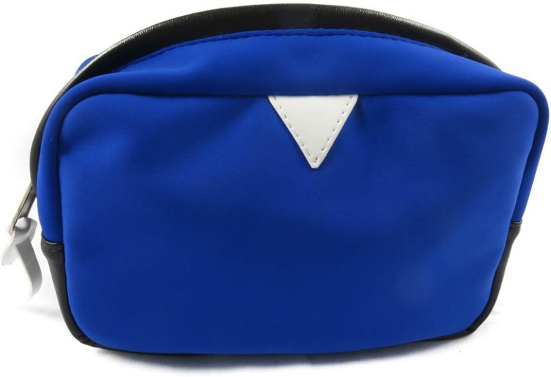 Harp Dallas-T-Pouch01 2 Travel Toiletry Kit(Blue)