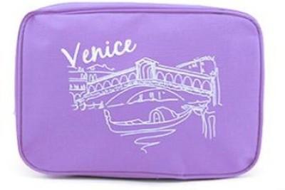 Inventure Retail Cosmetic Makeup Case Wash Organizer Storage Pouch Travel Toiletry Kit