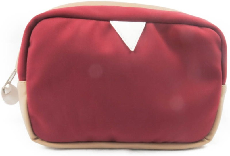 Harp Dallas-Tp01 2 Travel Toiletry Kit(Maroon)