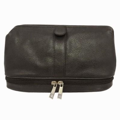 Chimera Leather 3611 Travel Toiletry Kit