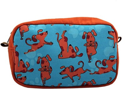 The Crazy Me My Pet My Best Friend Travel Toiletry Kit