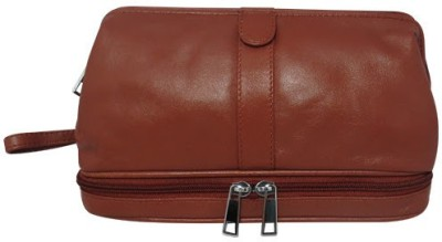 Chimera Leather 3645 Travel Toiletry Kit