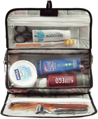 Maheshwari Three Forth Travel Toiletry Kit(BLUE-002)