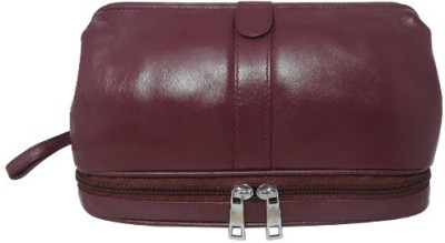 Chimera Leather 3647 Travel Toiletry Kit