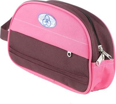 ARcreationz Smart Kit Pink & Maroon Travel Toiletry Kit