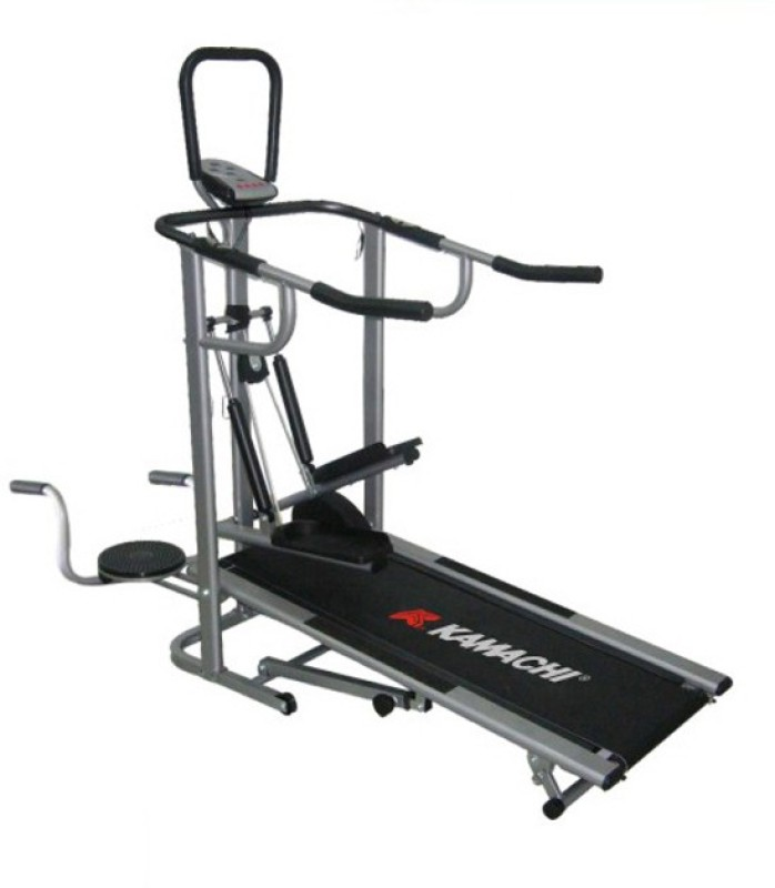 Kamachi Treadmill 4-In 1 Treadmill