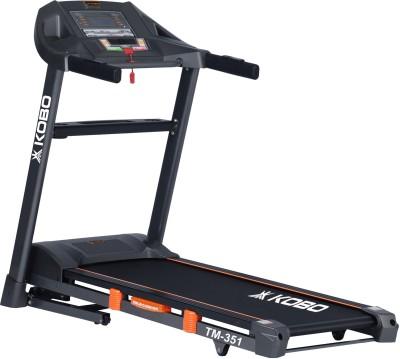 Kobo 3.5 H.P Treadmill For Home Gym Cardio Fitness Treadmill