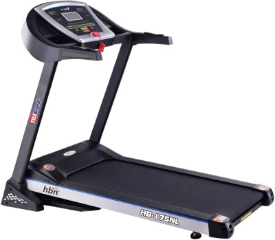 Telebrands 1.75 Hp Manual (No Incline) Treadmill