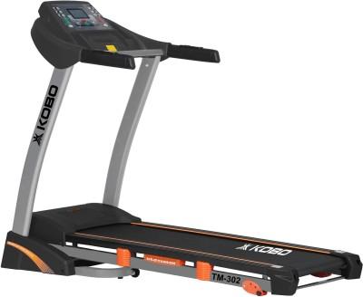 Kobo 3 H.P Treadmill For Home Gym Cardio Fitness Jogger Treadmill