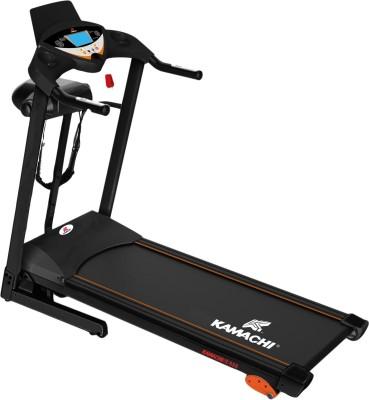 Kamachi 888 Motorized With Vibrator Treadmill