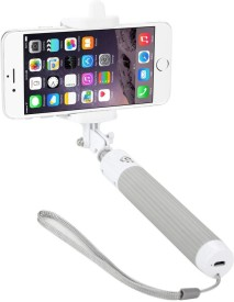 Shopfloor.XYZ New Premium Series Selfie Stick Built in Bluetooth Monopod