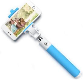 RoQ Premium Series Selfie Stick Built in Bluetooth monopod Monopod
