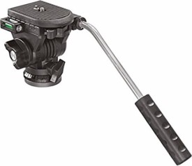 SONIA TH5 Tripod Ball Head(Black, Supports Up to 6000 g)