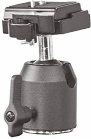 SONIA TH4 Tripod Ball Head(Black, Supports Up to 5000 g)