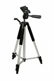 Shrih Stedy 450 With Extra Quick Release Plate Pan Head Tripod(Black, Supports Up to 2750 g)