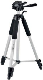 Cellbazaar Best Quality Stedy 450 with Extra Quick Release Plate Tripod(Multicolor, Supports Up to 2500 g)