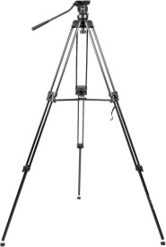 SONIA PRO777 Tripod(Black, Supports Up to 10000 g)