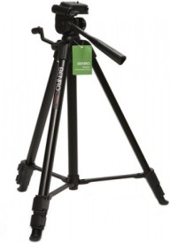 Benro T600EX Tripod(Black, Supports Up to 3000 g)