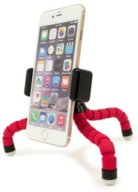 Epresent Stand Tripod(Red, Supports Up to 480 g)