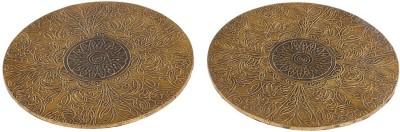 Rajrang WOD1368 Polished Brass Trivet