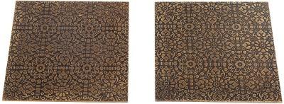 Rajrang WOD1315 Polished Brass Trivet