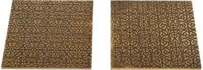 Rajrang WOD1317 Polished Brass Trivet