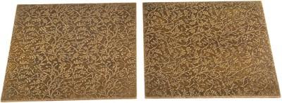 Rajrang WOD1369 Polished Brass Trivet