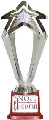 Trophydeal Worlds No#1 Life Partner Trophy