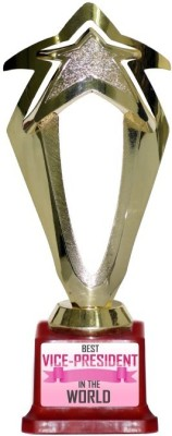 Trophydeal Best Vice-President In The World Bw-71 Trophy