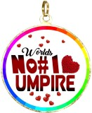 BOX18 WORLDS NO#1 UMPIRE 173 Medal (2.5 ...