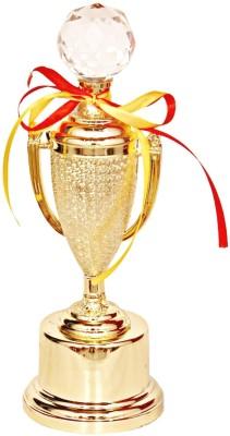 Homeshopeez Crystal on Top Trophy
