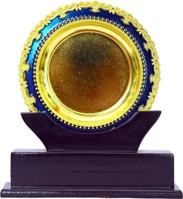 Trophy Emporium ABS Blue Plate Shield/Memento Trophy(L)