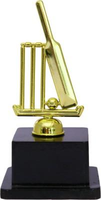 Trophy Emporium 3D Golden Stumps Trophy Trophy(M)