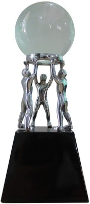 Frontfoot Sports FTK Crystal Team Award 383 (24 cm) Trophy