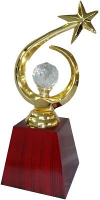 Frontfoot Sports FTN Star Crystal Trophy