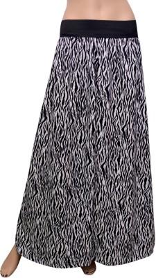 GraceDiva Regular Fit Women's Black, White Trousers