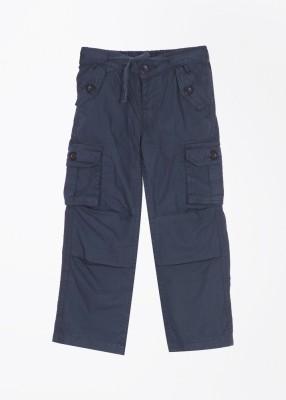 Cherokee Kids Boy's Dark Blue Trousers