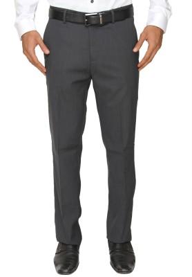 Springfield Slim Fit Men's Grey Trousers