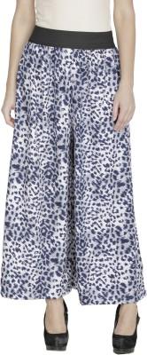 Shopping Villa Regular Fit Women's Blue Trousers