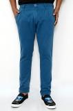 Hartmann Slim Fit Men's Blue Trousers