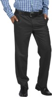 Raymond Regular Fit Mens Grey Trousers
