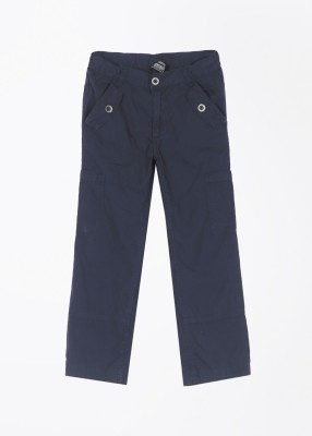 Cherokee Kids Slim Fit Boy,s Blue Trousers