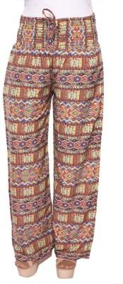 Purys Regular Fit Women's Beige Trousers